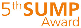 5Th SUMP Award Logo