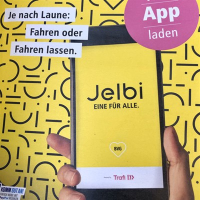 Jk Berlin Jelbi Advert