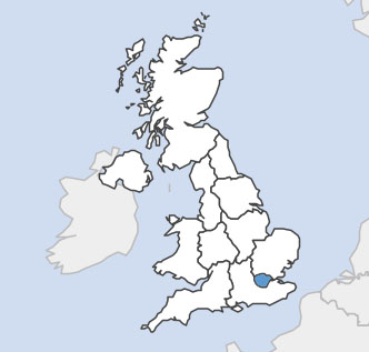 Map Of Uk Showing Regions.London Regions Act Travelwise